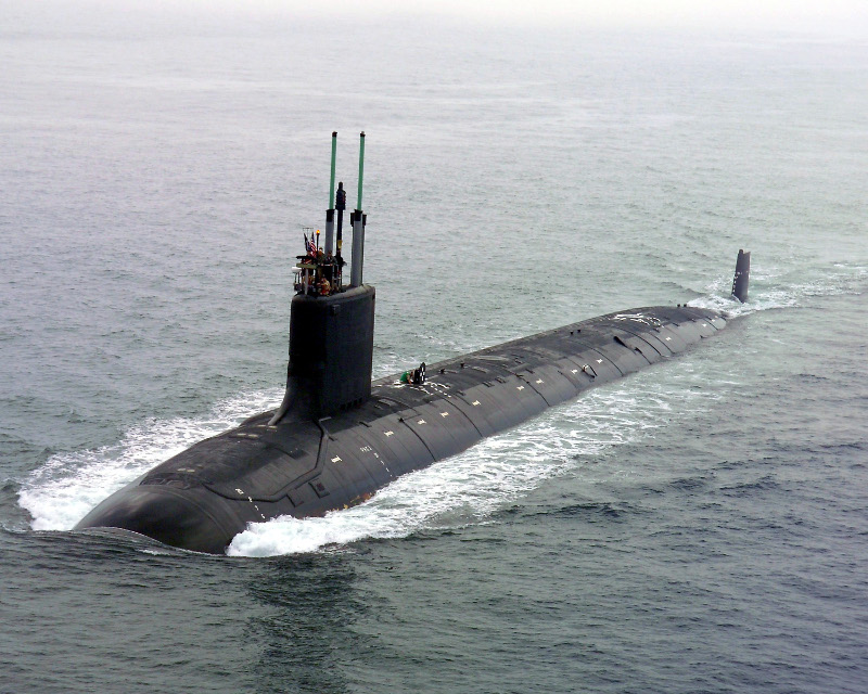 Virginia Class Submarine Summary