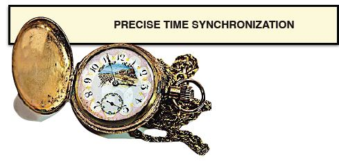 Precise Time Synchronization